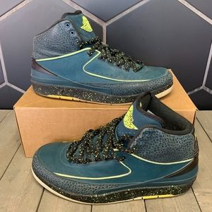 Used W/O Box! Air Jordan 2 Nightshade Shoe Size 11